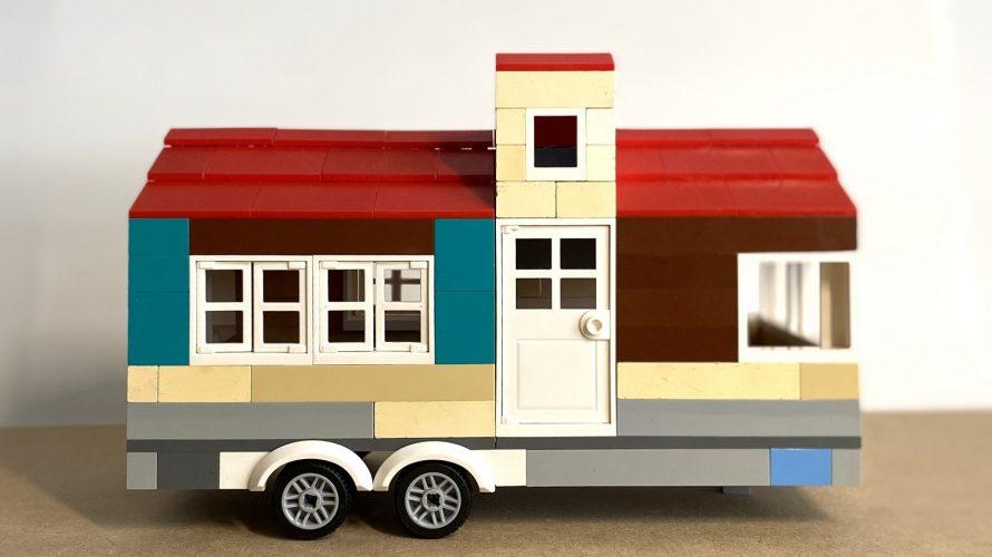 ユニットを組み合わせた住宅
